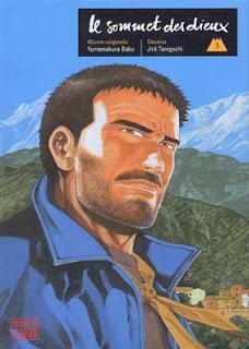 Le sommet des dieux Taniguchi