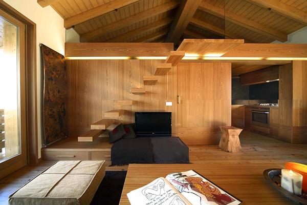Diseño de interiores & arquitectura: amor por la madera: atmósfera ...