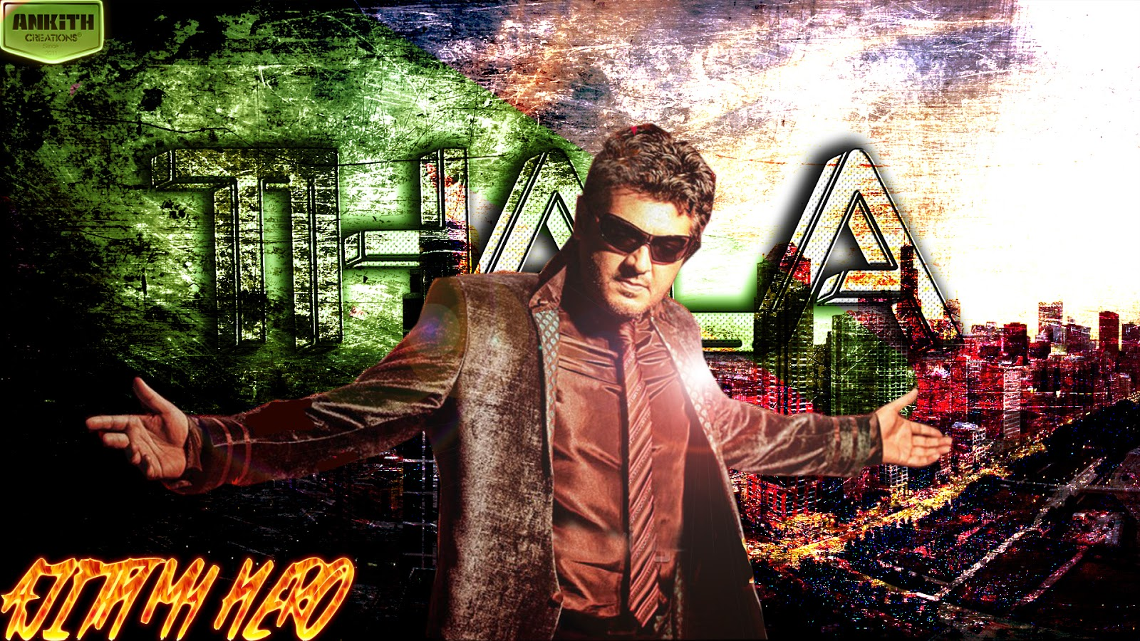 Thala Ajith HD wallpapers - Ajith my hero