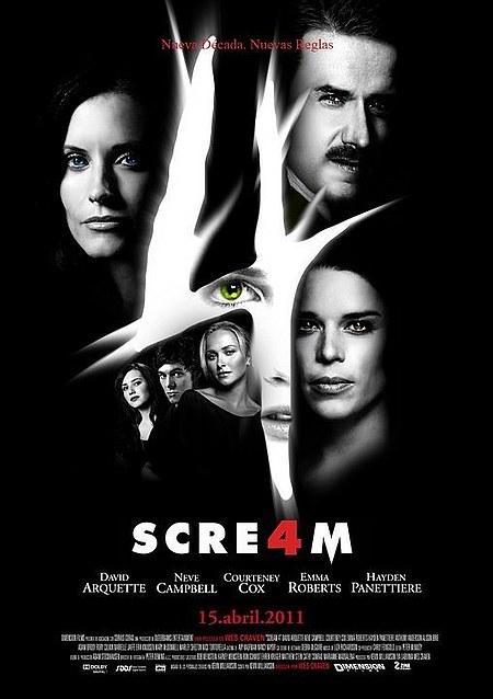 Scream 4 full movie