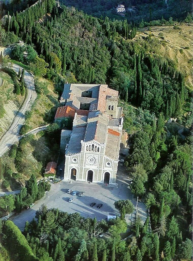Santa Margarita de Cortona, iglesia de la santa