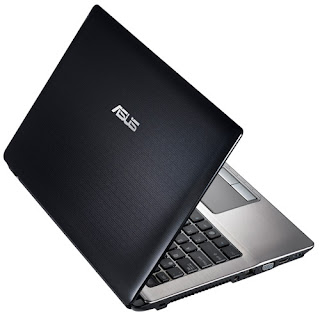 Notebook ASUS A43E Drivers Windows 7 x64