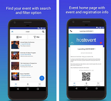 Business App of the Month - HostEvent