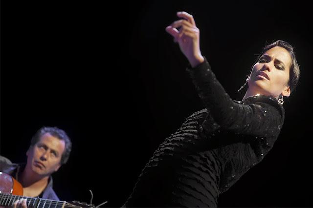 Karen Lugo - Suma Flamenca - Teatro de la Abadía (Madrid) - 5/6/2013