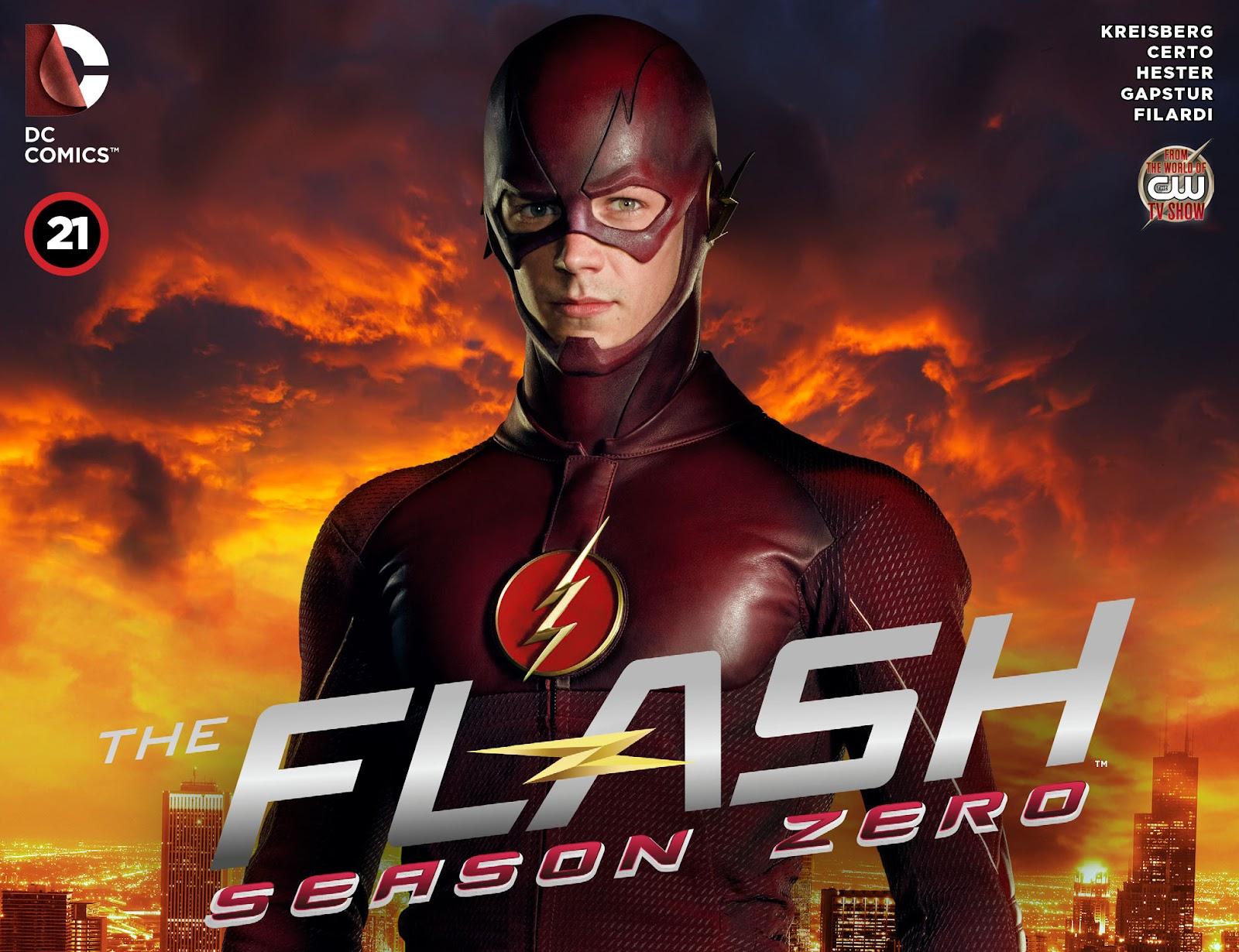 The Flash: Season Zero [I] Issue #21 #21 - English 1