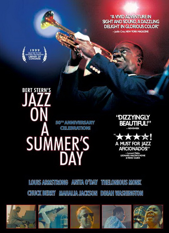 Jazz On A Summer's Day 1959 ... 81 minutos