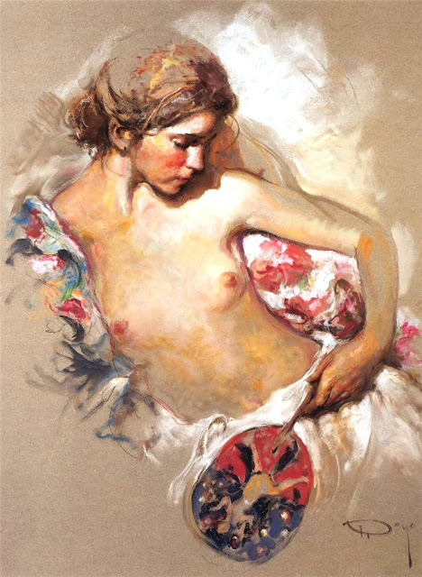 Jose Royo, painting, art history