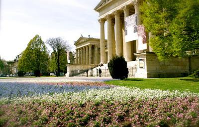 spring in Budapest