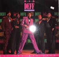 Kid Deff – Live (VLS) (1989)
