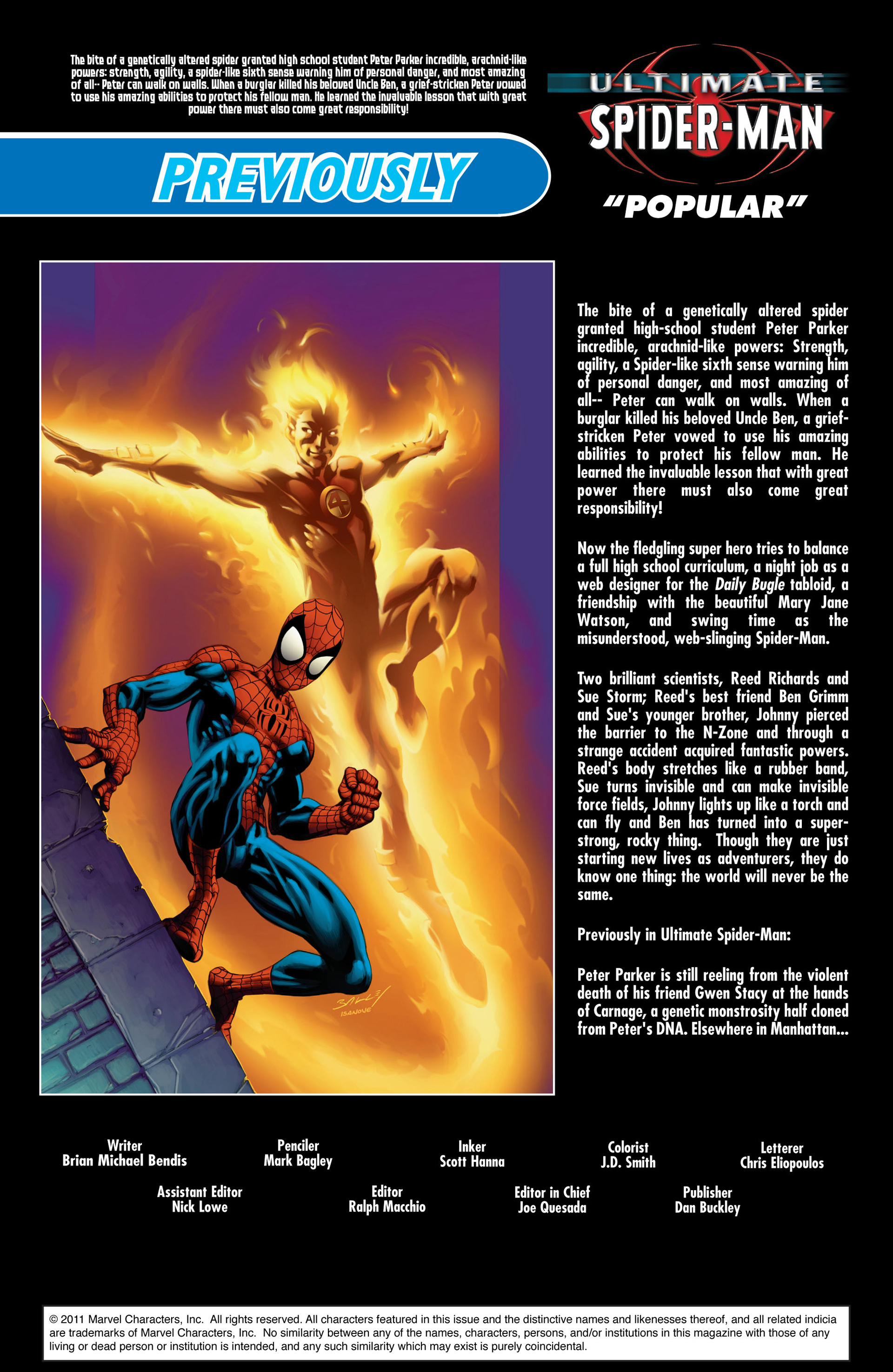 Ultimate Spider-Man (2000) Issue #68 #72 - English 2