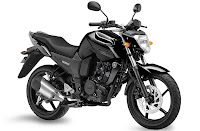 2013 Yamaha FZ16 Absolute Black