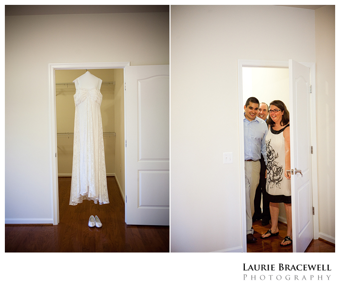 A Surprise Arch For The Bride Coast Guard Wedding By: Laurie Bracewell Photography: Wounded Soldier Surprises