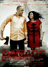 UCHE JOMBO'S MOVIE (www.damagemovie.com)