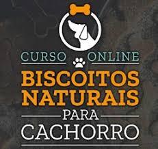 CURSO ONLINE DE BISCOITOS NATURAI PARA CÃES