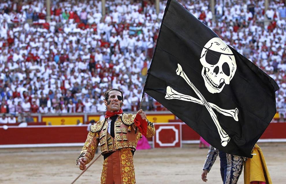 Padilla El Torero Pirata