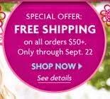 FREE Shipping $50+ Code: CELEBRATE