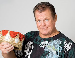 "Jerry Lawler, Jerry ""The King"" Lawler, WWE"
