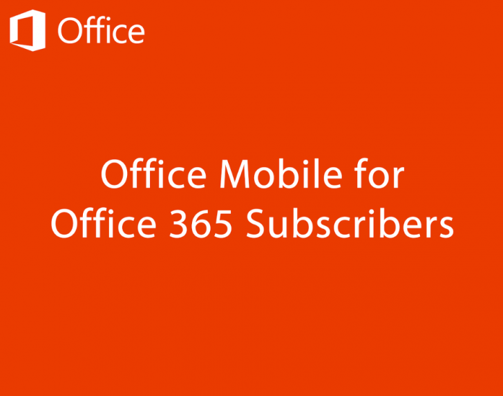 Office Mobile llega a más países