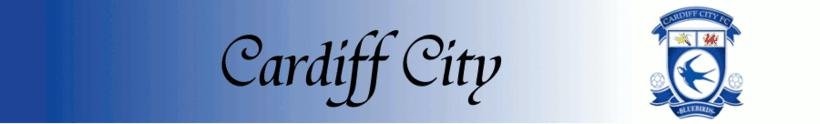 Cardiff City - polska strona fanów zespołu