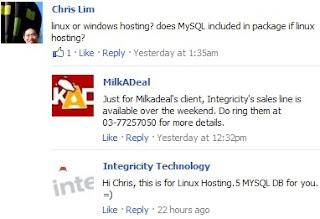 pakej hosting dan domain termurah