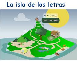 LA ISLA DE LAS LETRAS