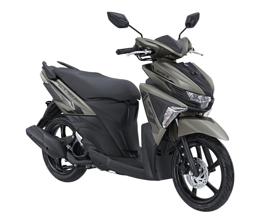 Yamaha Indonesia resmi rilis All New Soul GT 125 Blue Core . . . #LAMPAUIDIRIMU