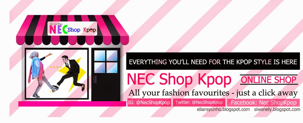Facebook : Nec Shop Kpop