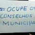 O que são conselhos municipais? E porque devemos ocupá-los?