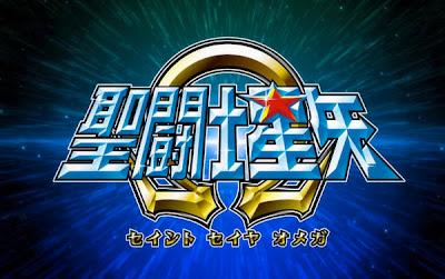 Saint Seiya Omega logo