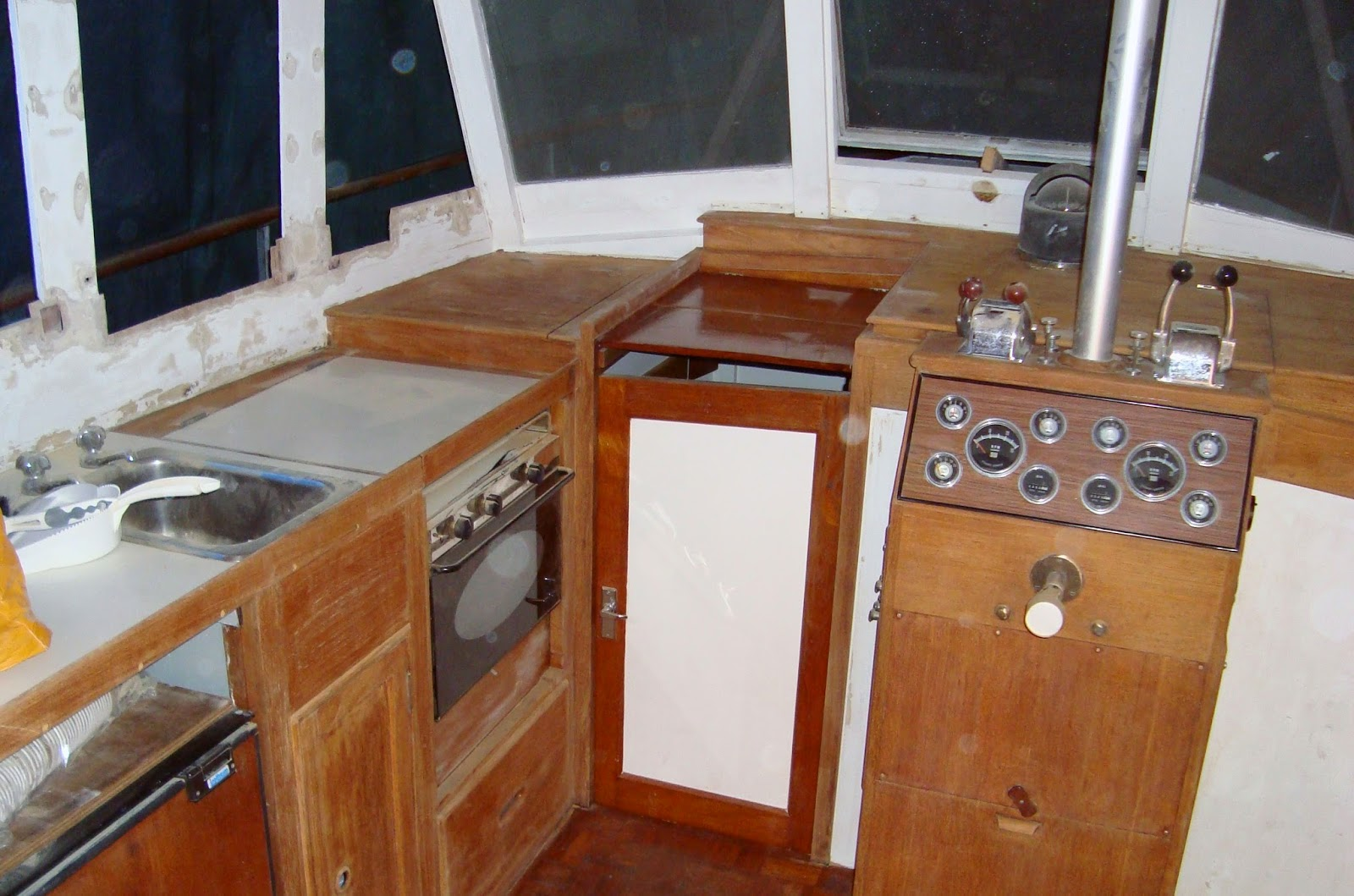 Grand Banks 36 Classic cabin