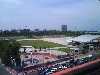 ... sekilas tentang Lapangan Karebosi Makassar dari Rental Mobil Makassar