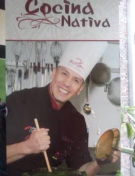 Chef Luis Narváez