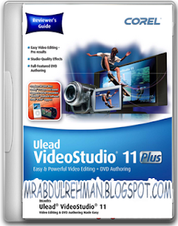 Ulead Video Studio 11 Plus Full Version Free Download