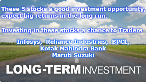 Why would I want to invest in these companies on the stock market?