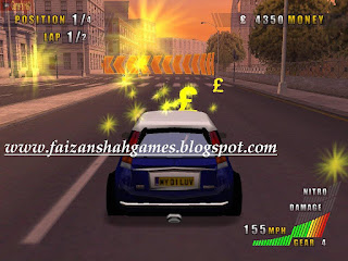 London racer 2 game