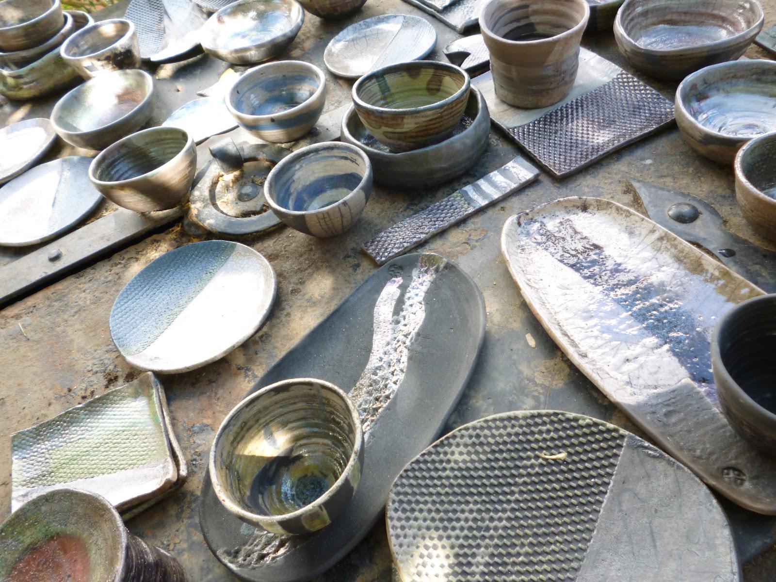 Espai ku curso intensivo de cer mica en semana santa en rioja for Curso ceramica madrid