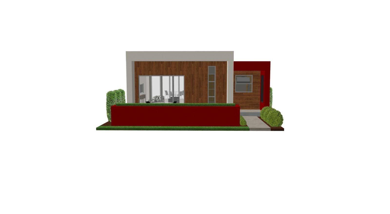 Descargar planos de casas y viviendas gratis fotos de for Casa moderna economica