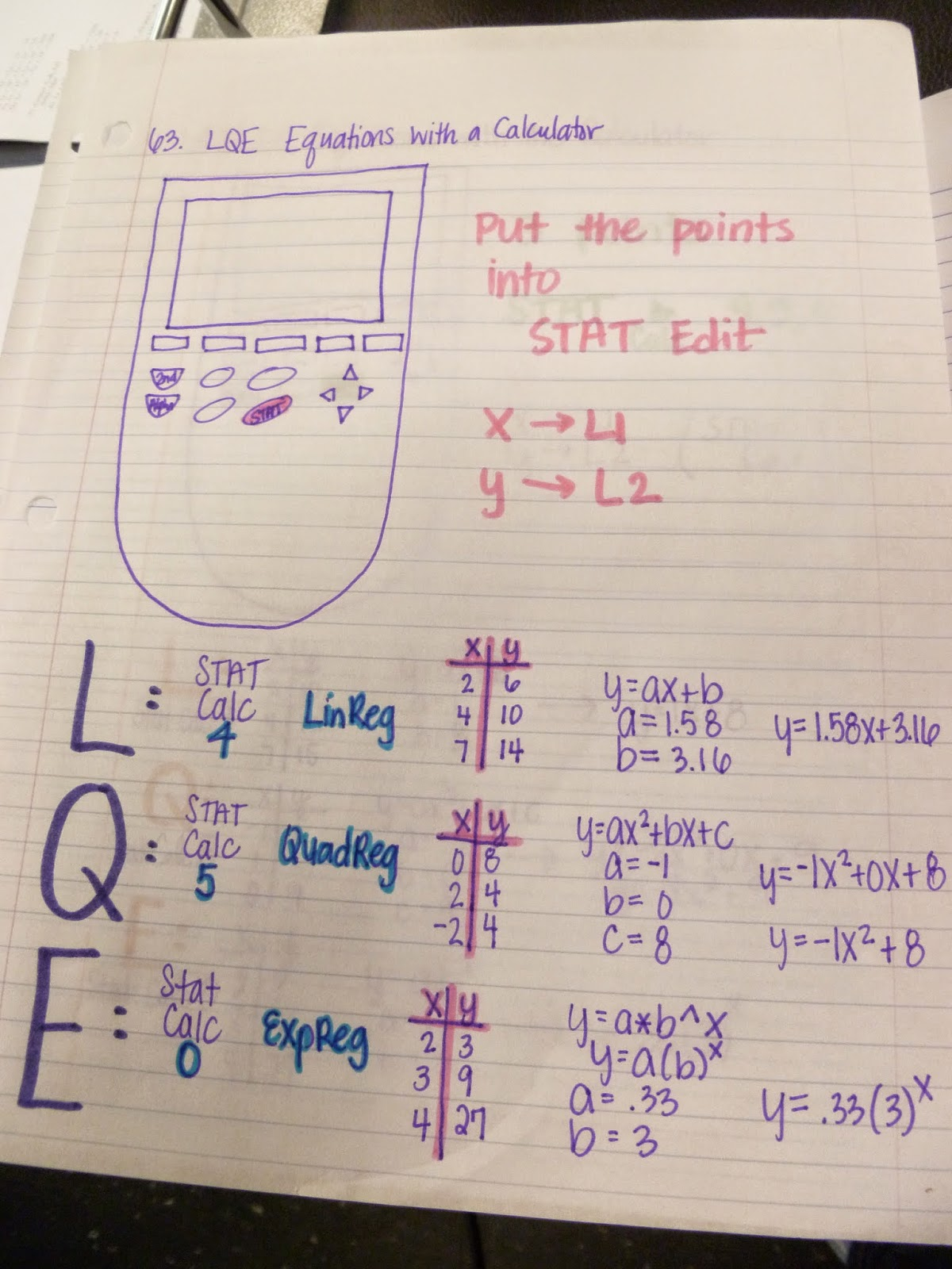 Learning with Tape: Friday Freebies! Comparing Linear/Quadratic ...