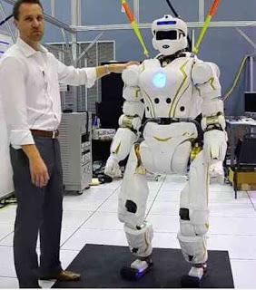 valkyrei robot mars