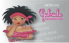 ARTES DA GABRIELA