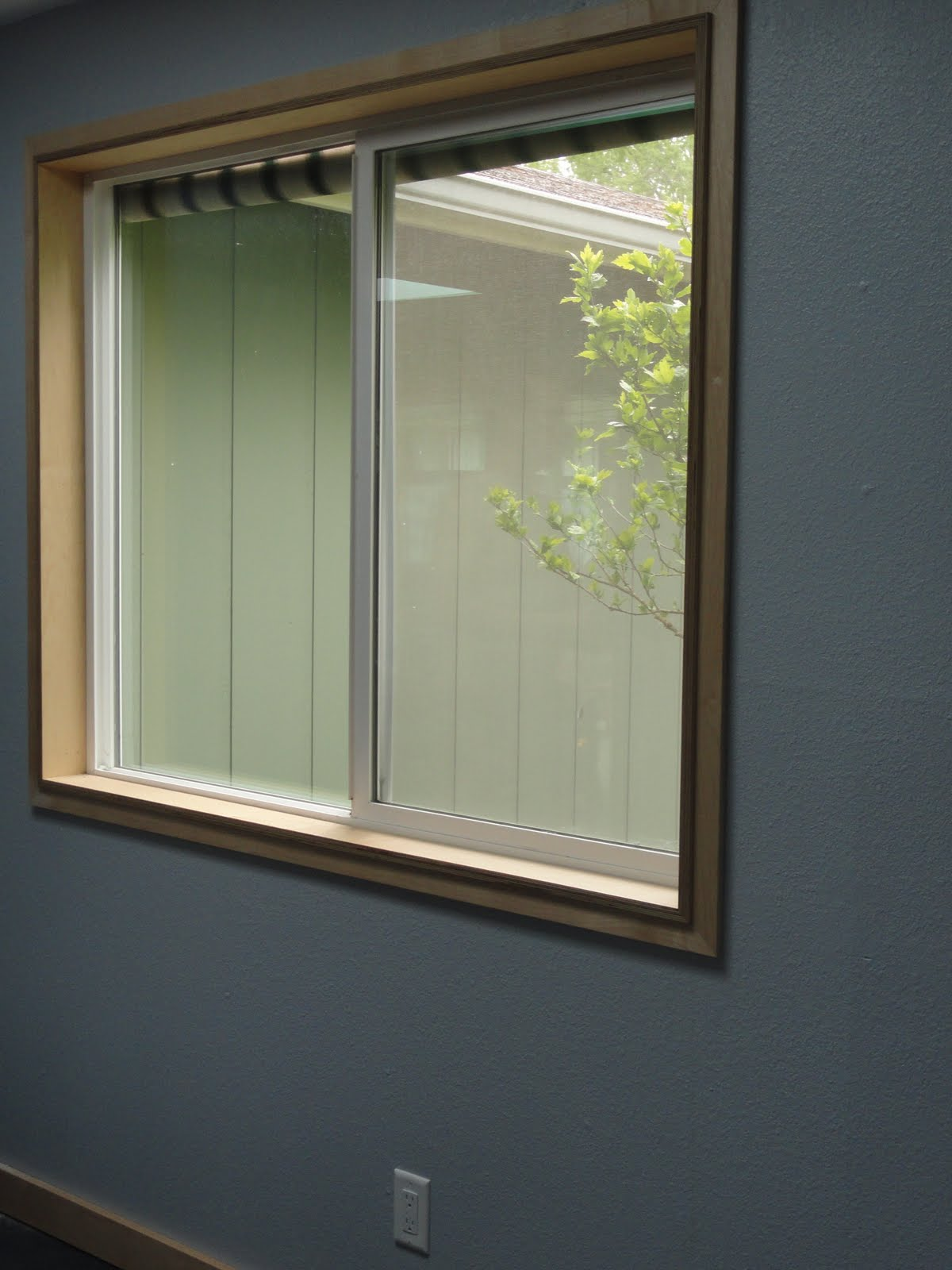 Eugene modern monkey window and door trim modern organic for Modern window trim