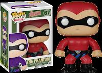 Funko Pop! The Phantom Red Suit