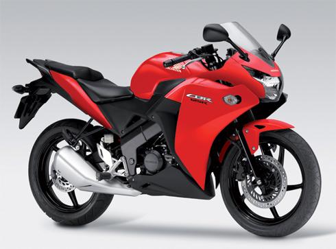 Honda CBR125R có giá 3.900 USD