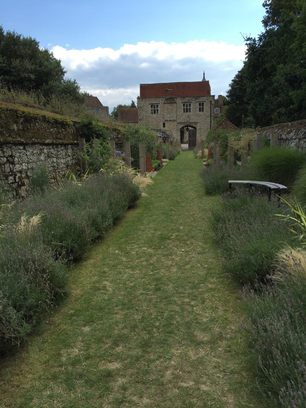 Aylesford Peace Garden