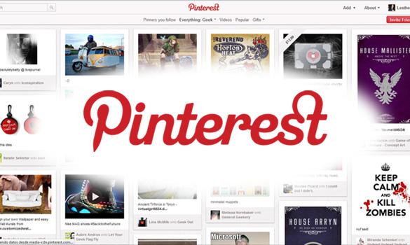 Pinterest Red social