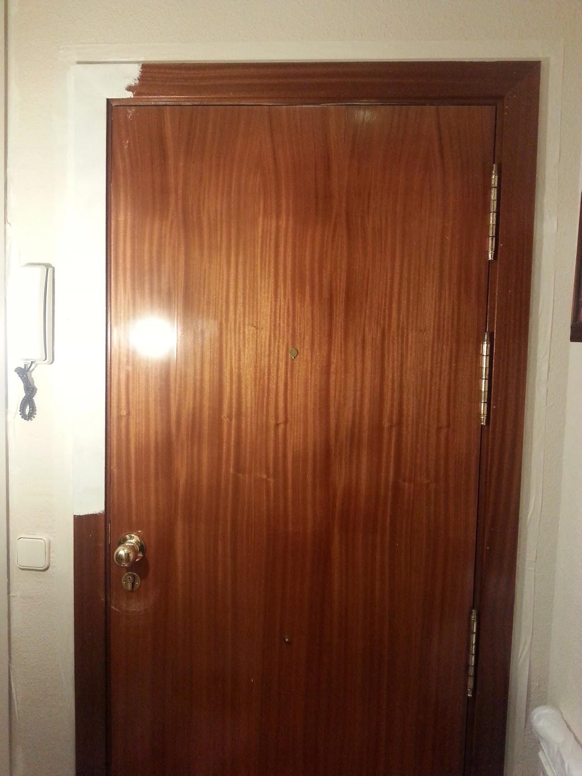 Lacar puertas barnizadas great with lacar puertas - Lacar puertas sapelly ...