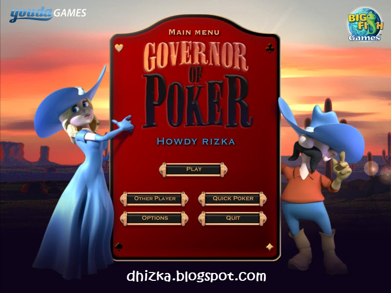 Governor of poker 4 full version free download
