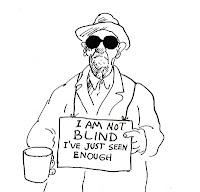 orang buta