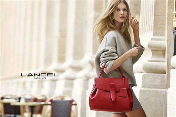 461bc7aef49 The famous French leather goods brand Lancel launched a new