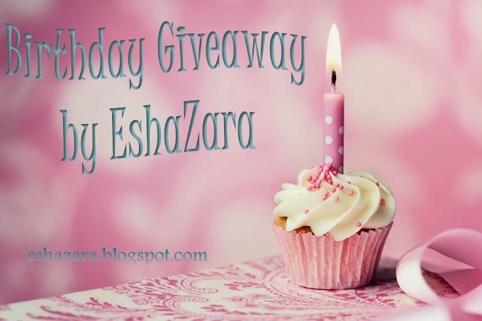 Birthday Giveaway by EshaZara